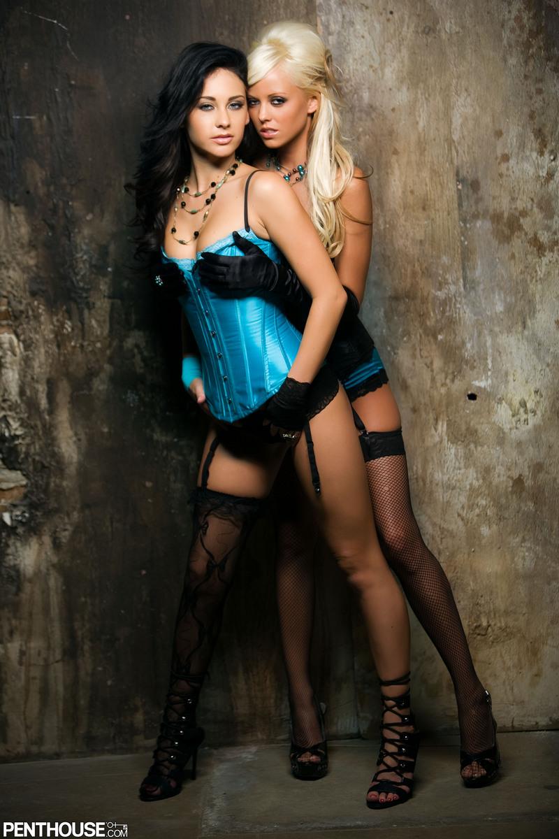 Джессика и Линдси