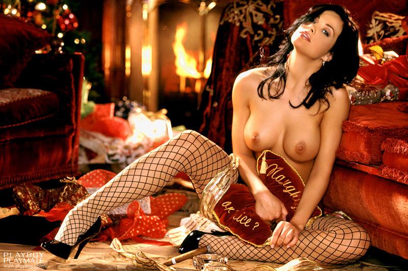 Новогодняя эротика