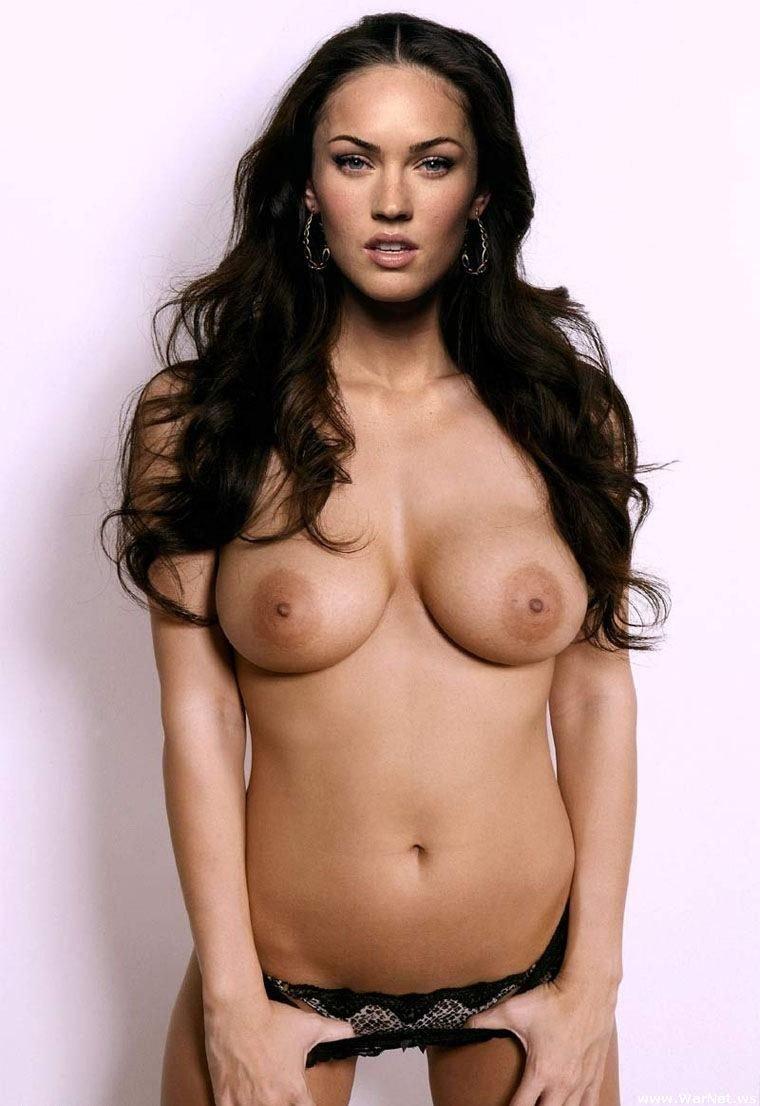 Голая Megan Fox