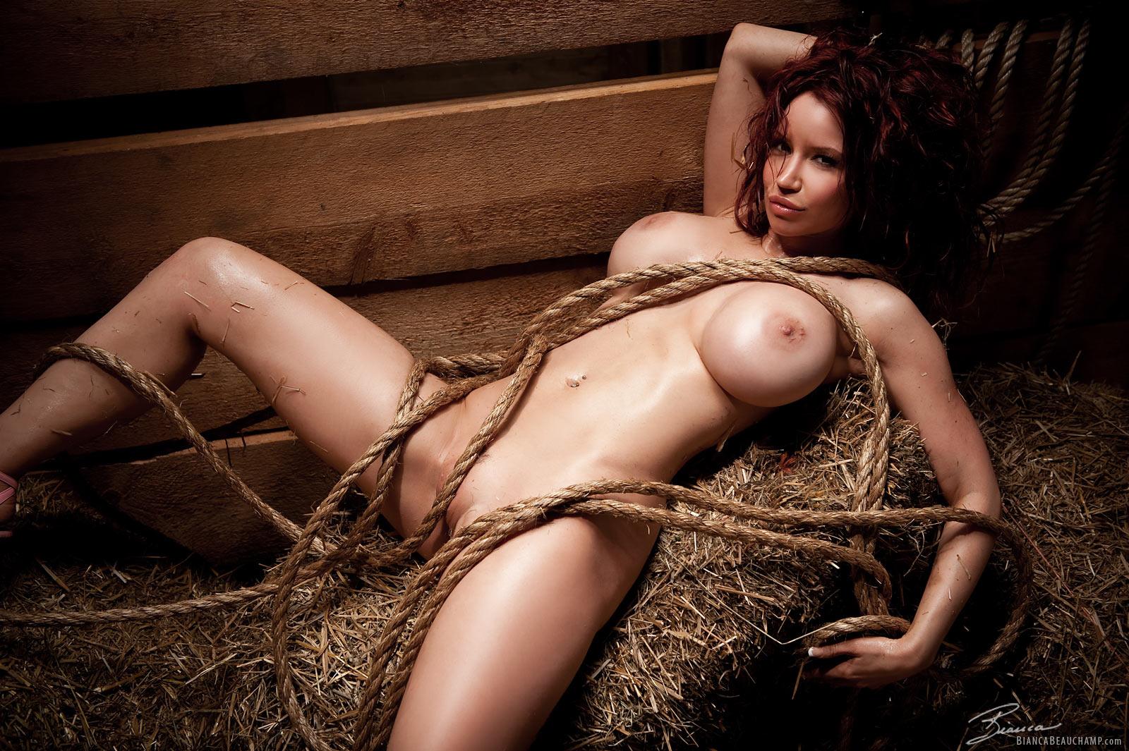Красотка Bianca Beauchamp