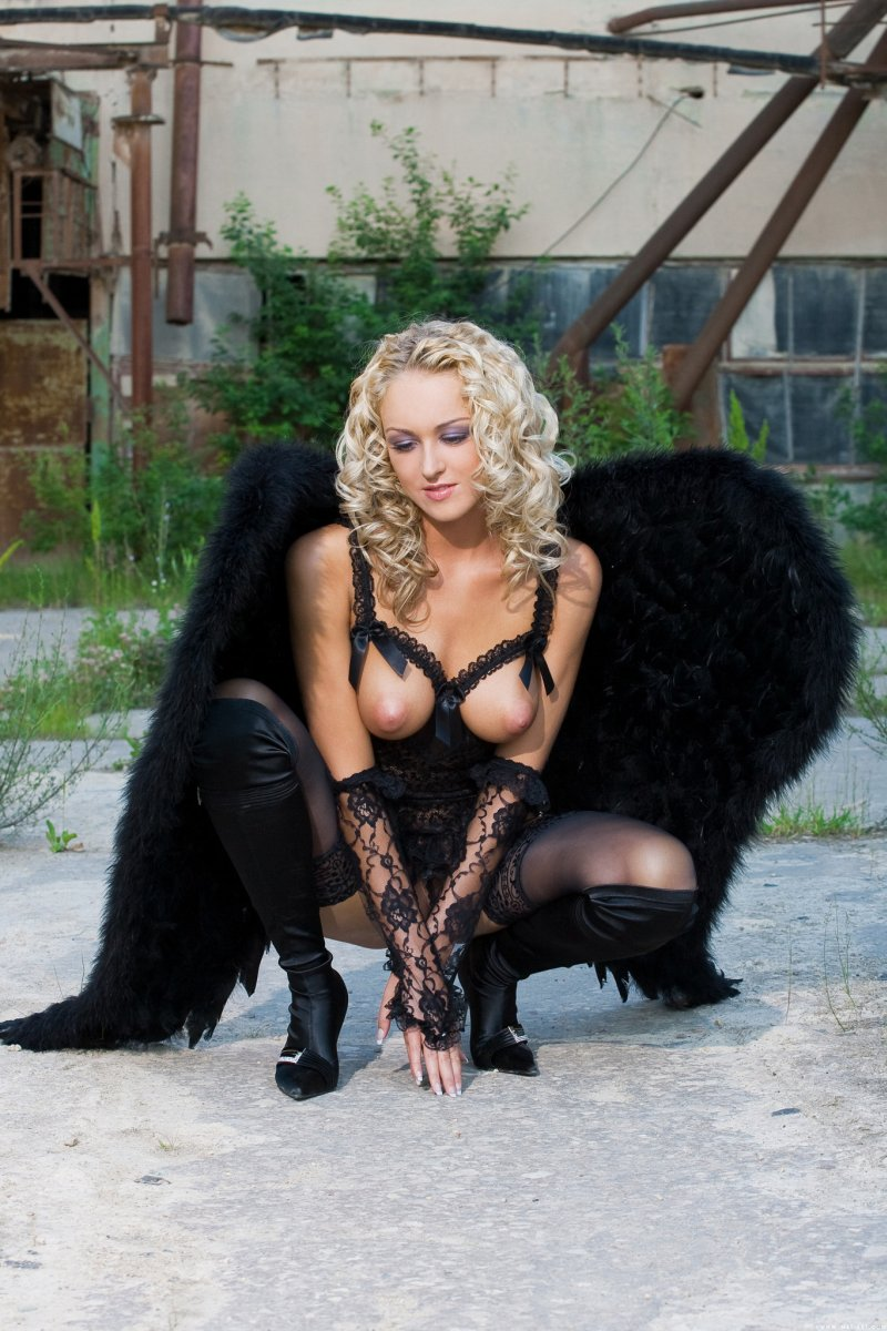 Ангел порно