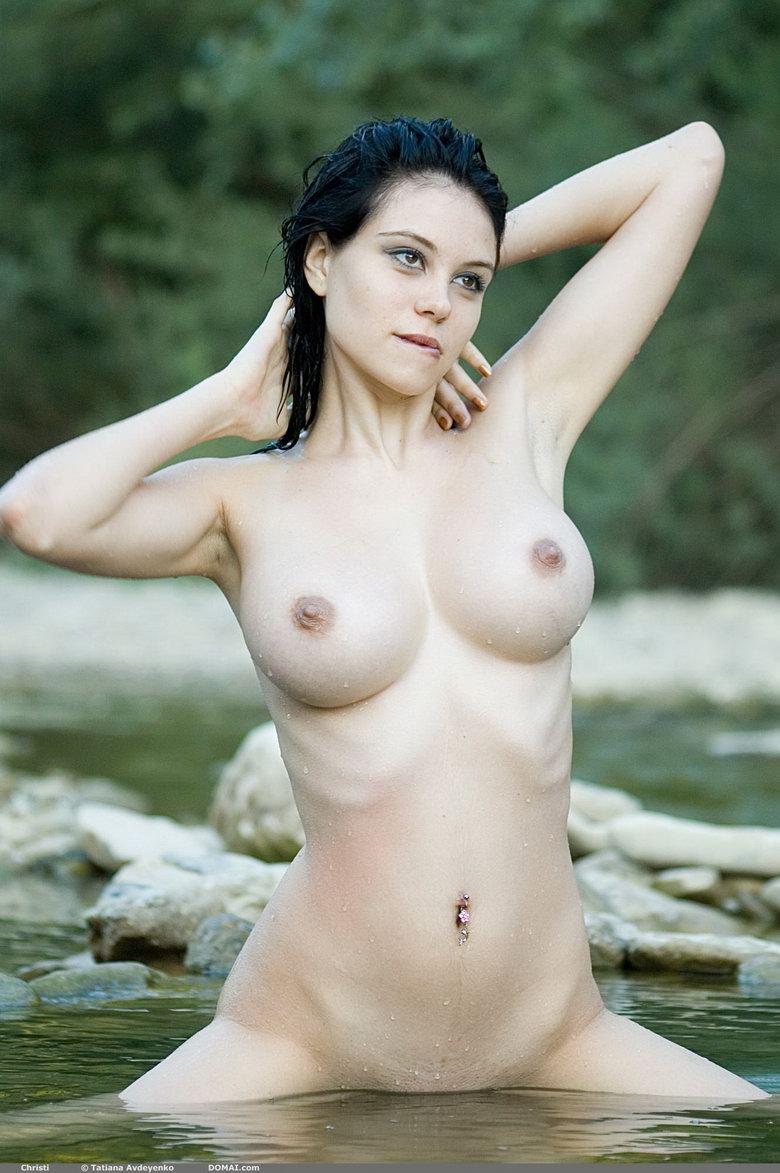 Натуральная грудь фото