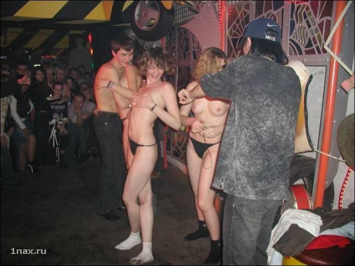 Как проходят развратные вечеринки в особняке алжирского ...
