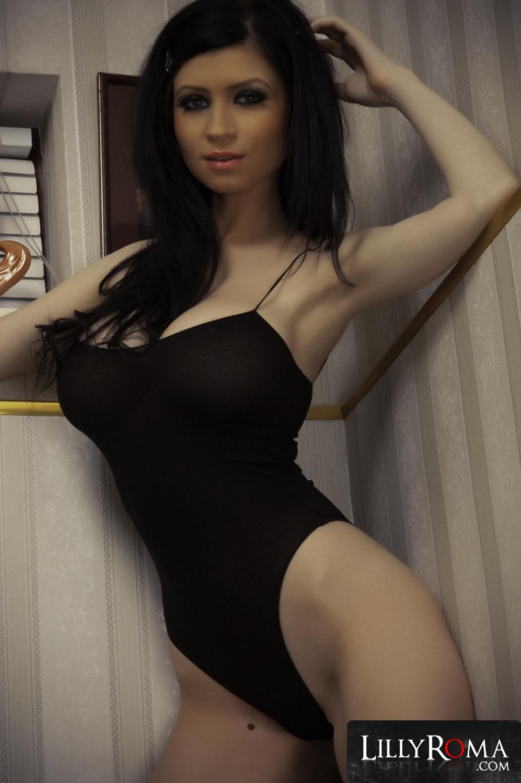 Большая красивая грудь