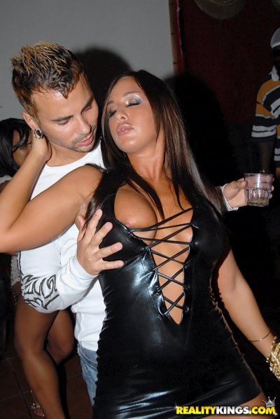 На секс вечеринке